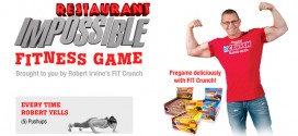 Restaurant: Impossible Fitness Game