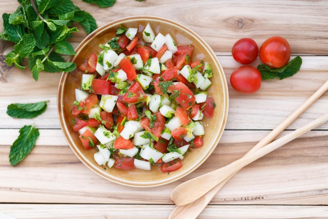 Tomato-Cucumber
