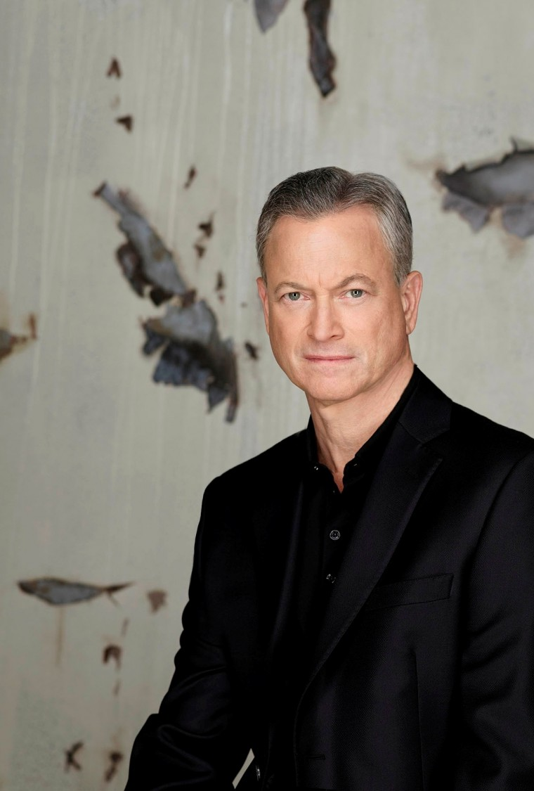 Gary Sinise Will Never Forget | Robert Irvine