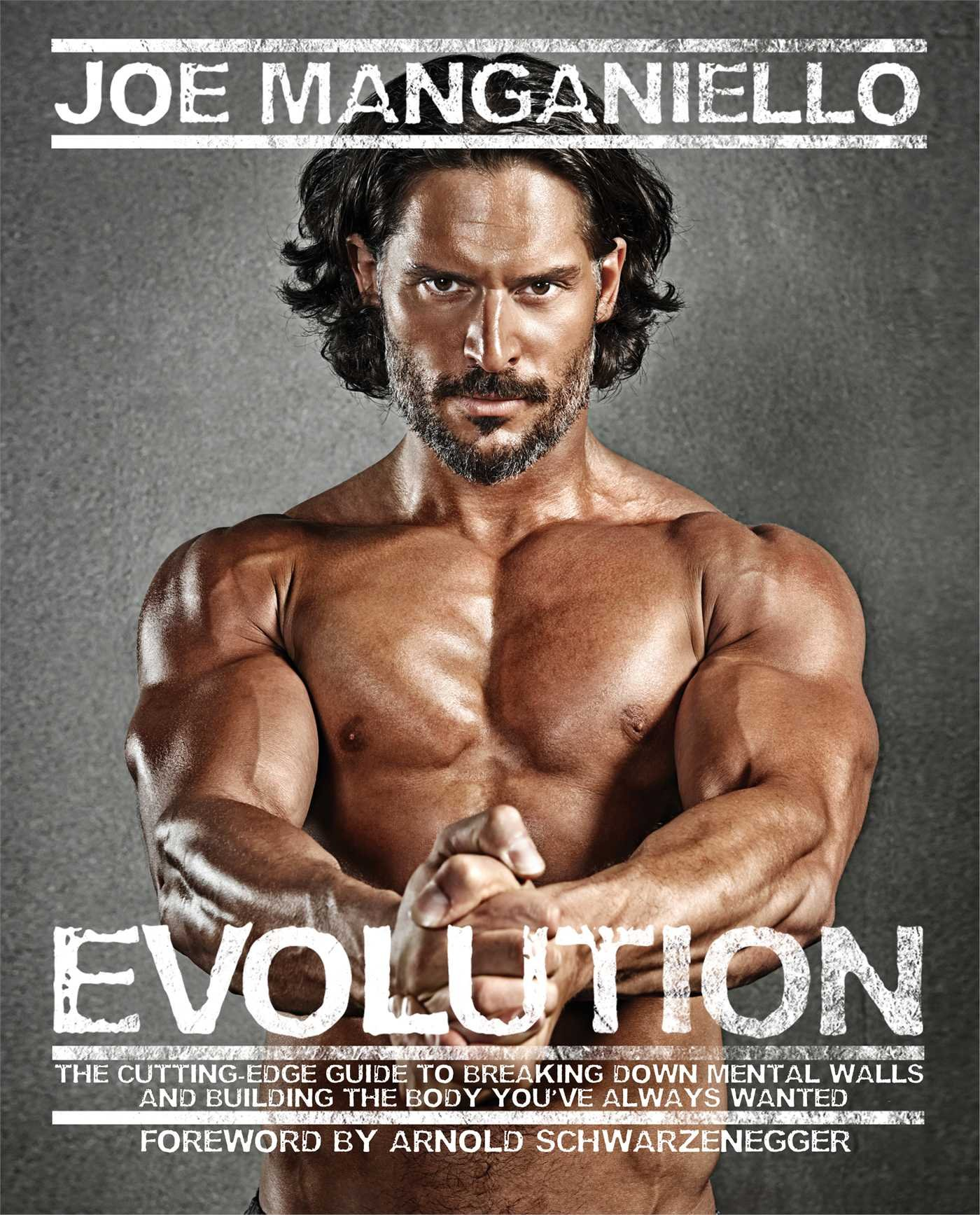 joe manganiello evolution
