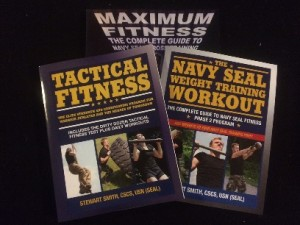 Stew Smith is the author of 40 books on military fitness.