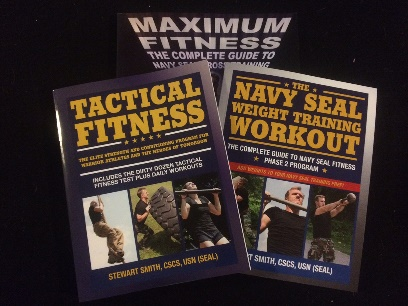 Fighting Shape: Military Fitness Secrets from Navy SEAL Stew
