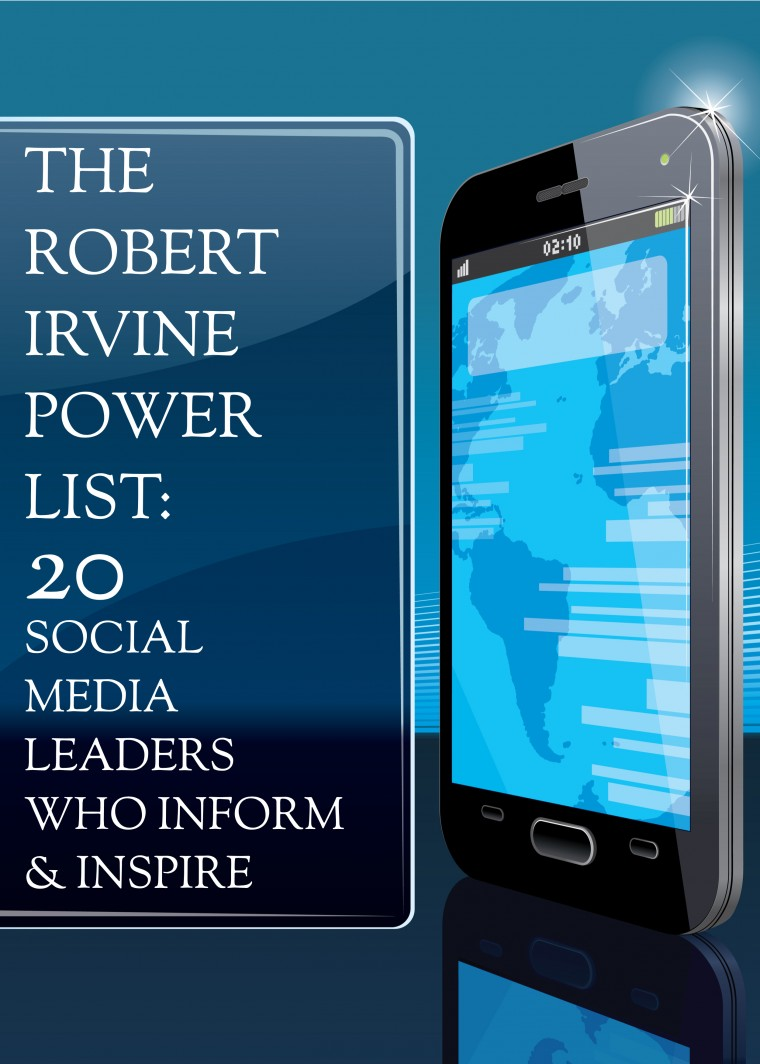 Robert Irvine Power List