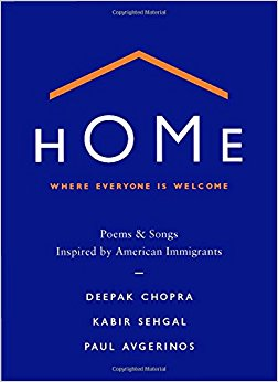 Deepak Chopra is the author of 86 books. His recent release, Home: Where Everyone Is Welcome, is a collection of poems and songs inspired by immigrants who made significant contributions to the U.S.