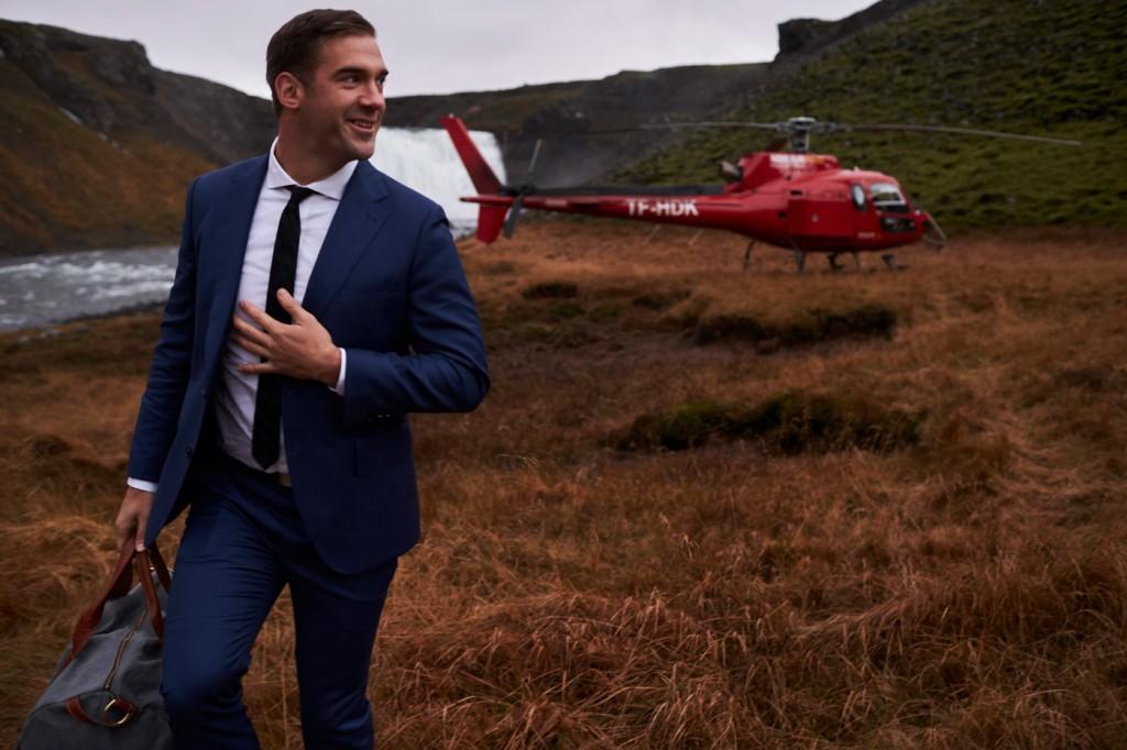 ©2016 Lewis Howes Brand - Iceland