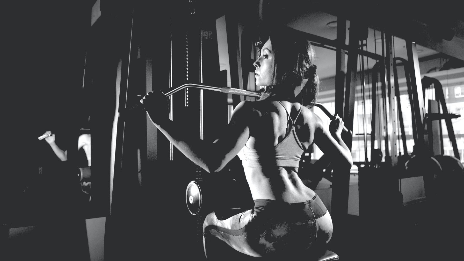 The Back To Basics Workout