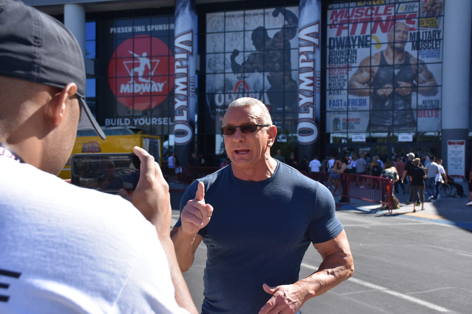 A Day in the Life of Robert Irvine