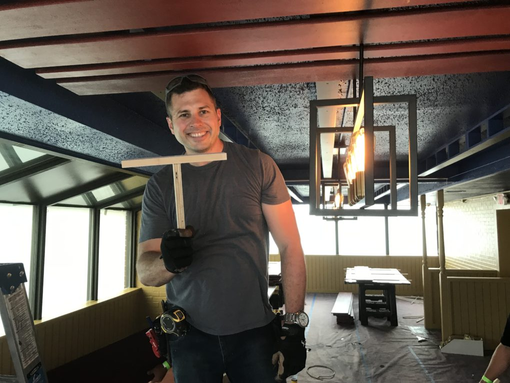The Return of Restaurant: Impossible – Interview with Contractor Tom Bury