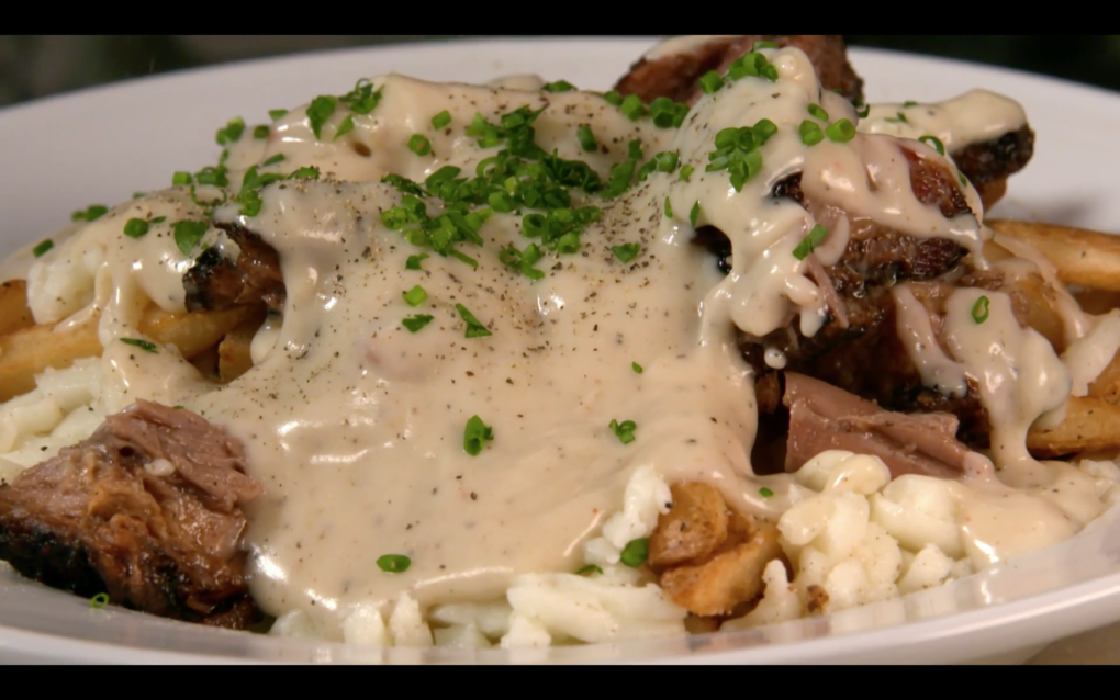 Burnt End Poutine – As Seen on Restaurant: Impossible