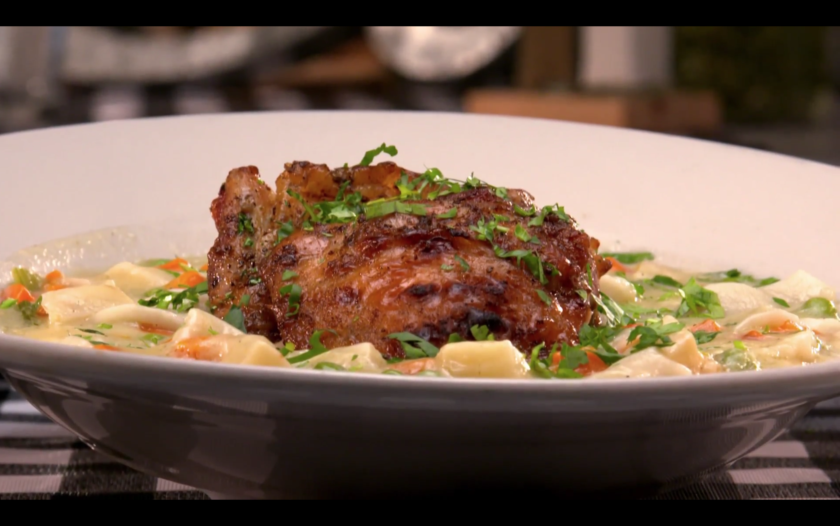 Chicken and Dumplings – As Seen on Restaurant: Impossible
