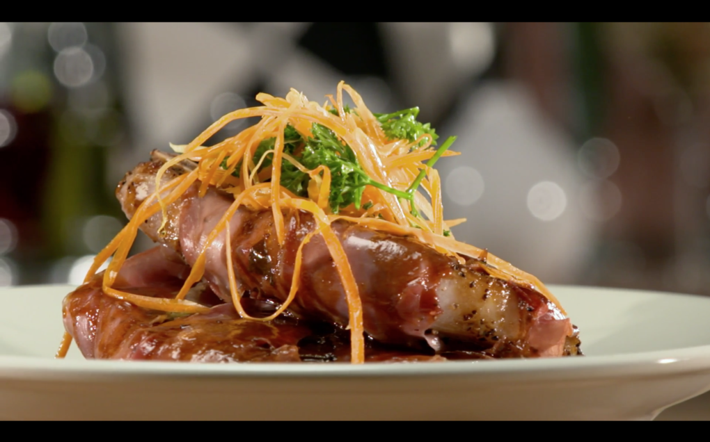 Pork Chop Saltimbocca—As Seen on Restaurant: Impossible - Robert Irvine