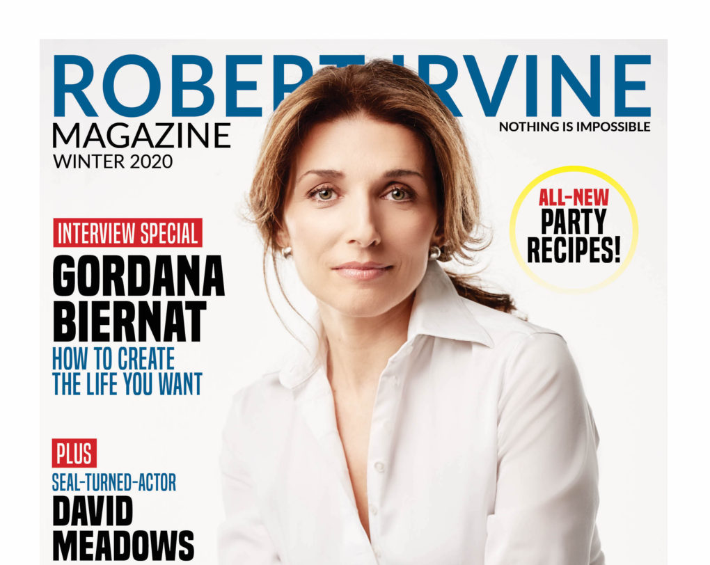 On The Cover: A Conversation with Gordana Biernat