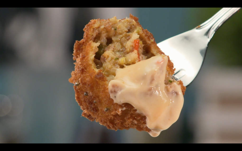 Fried Boudin Sausage Balls – As Seen on Restaurant: Impossible