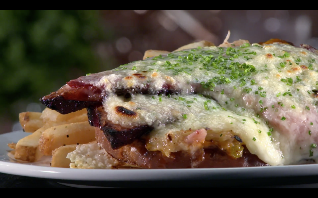Open-faced Reuben Sandwich – As Seen on Restaurant: Impossible