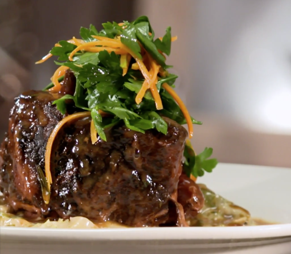 Smoked Pork Shank – As Seen on Restaurant: Impossible