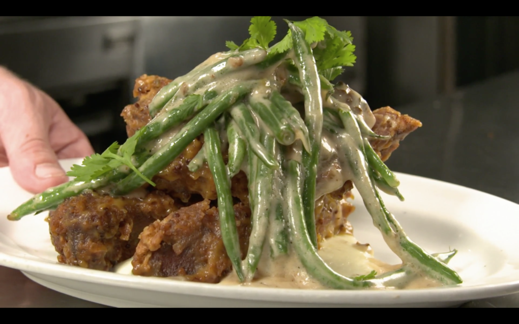 Crispy Fried Pork Ribs – As Seen on Restaurant: Impossible