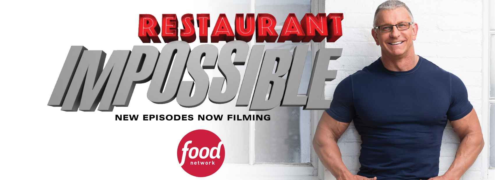 Restaurant: Impossible Banner