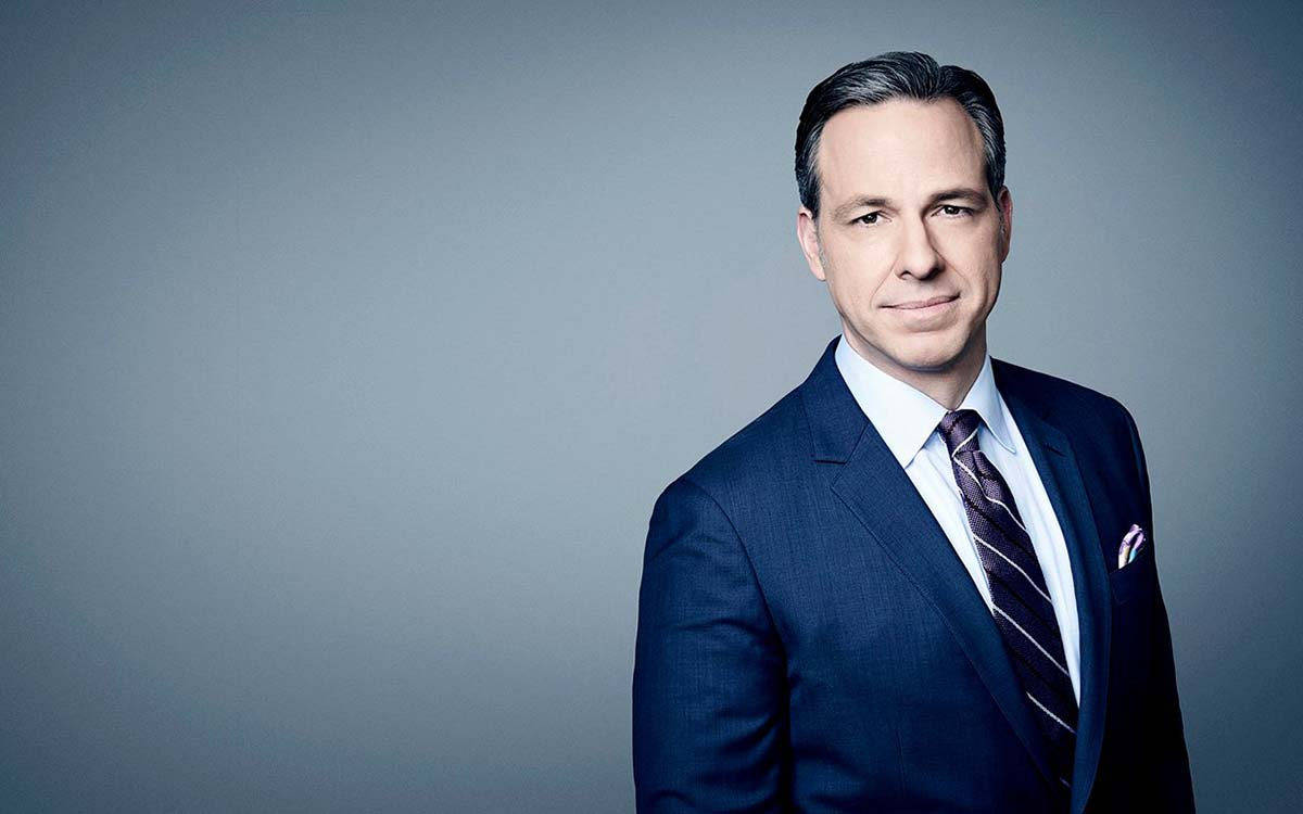 Jake Tapper Headshot