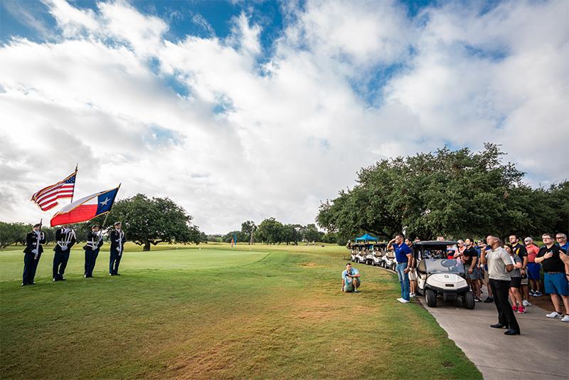 Robert Irvine Military Heroes Golf Tournament
